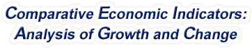 South Carolina - Comparative Economic Indicators: Analysis of Growth and Change, 1969-2016