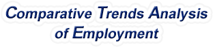 South Carolina - Comparative Trends Analysis of Total Employment, 1969-2015